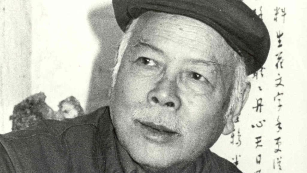 01、著名植物学家蔡希陶同志(1911-1981年),摄于1981年年初,宋保亚摄_副本