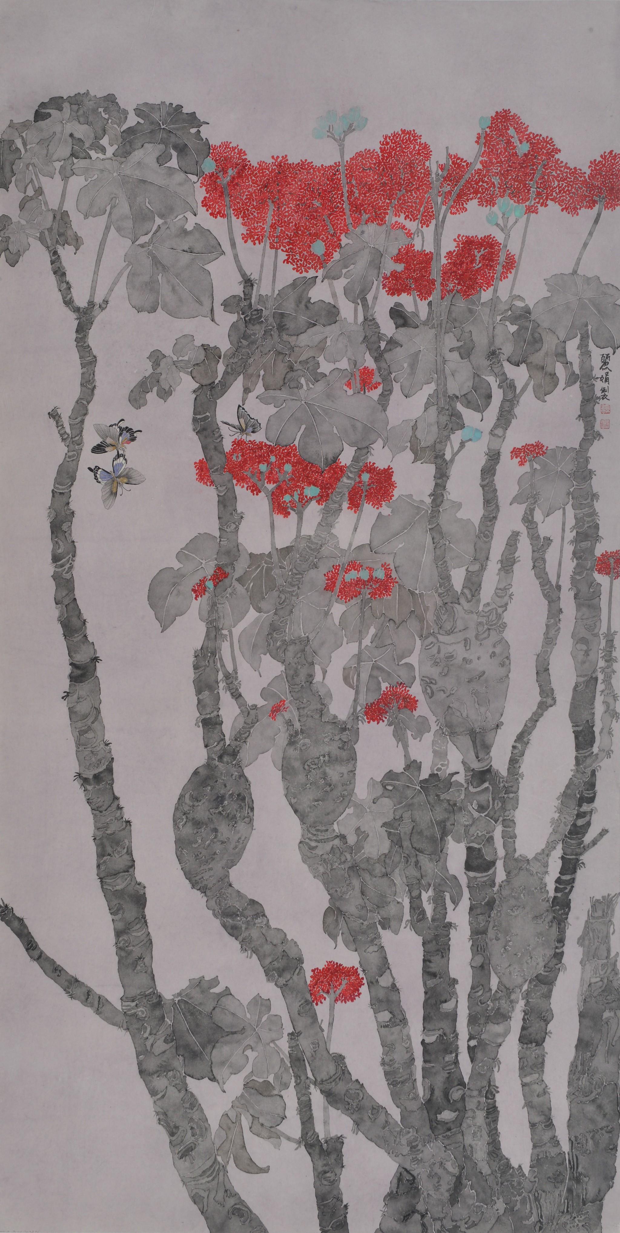 05《梵树落菩提》韩丽娟