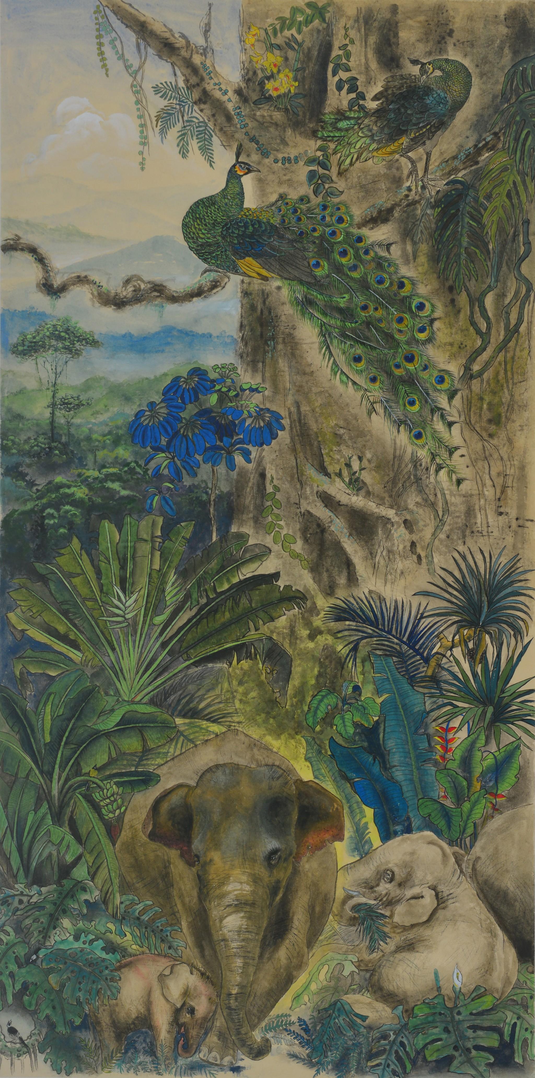 07《雨林家园》程文理