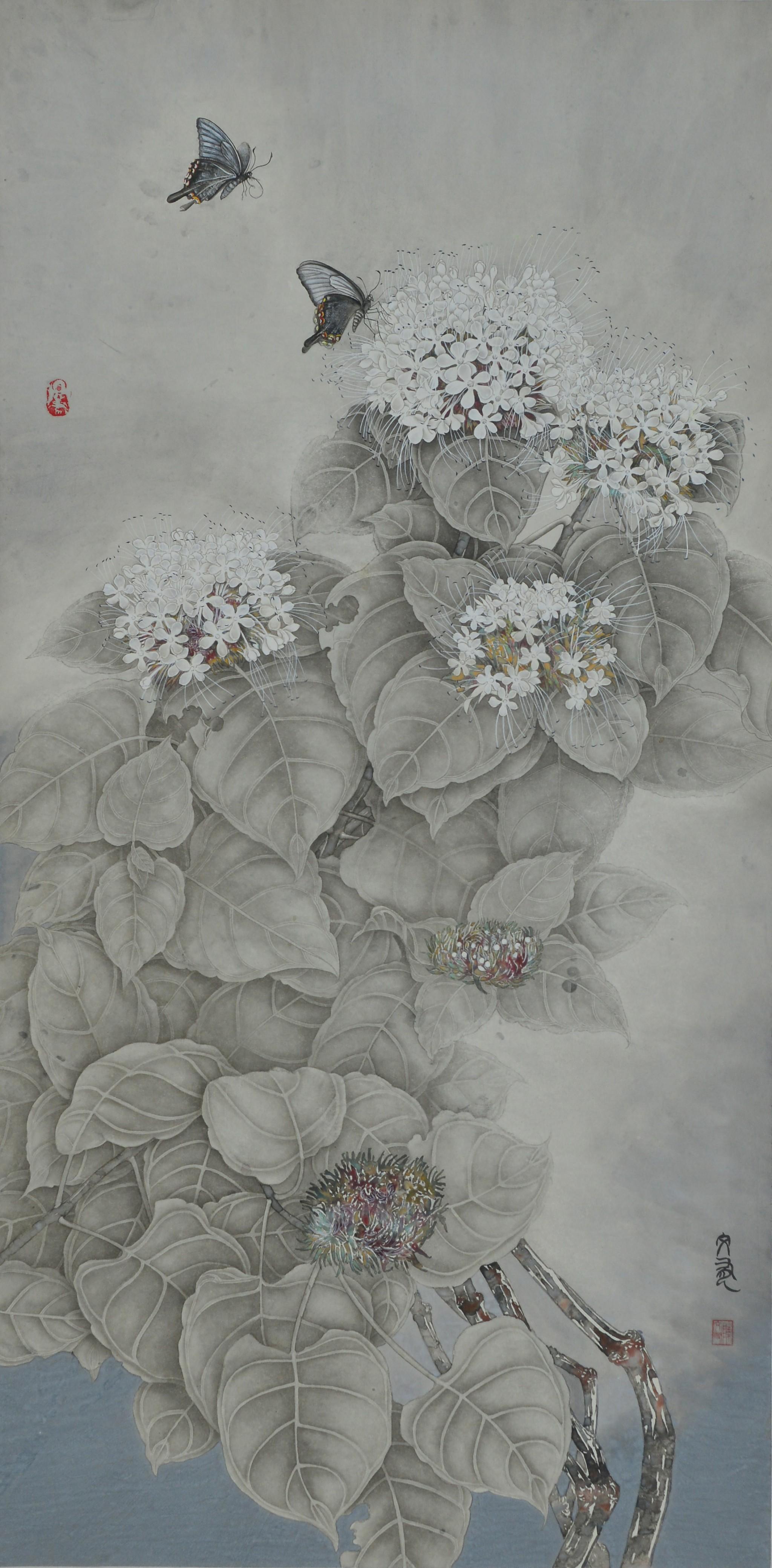 03《蝶恋花》陈文有
